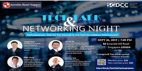 Tech Talk & Networking Night tickets