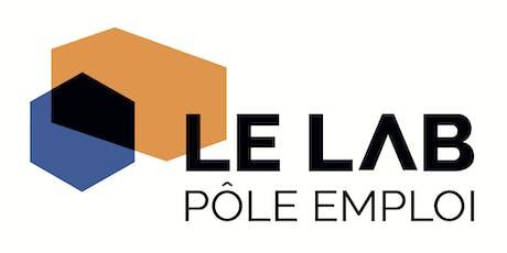 LAB Expérience au LAB national de Pôle emploi - Mardi 26/11 après-midi billets