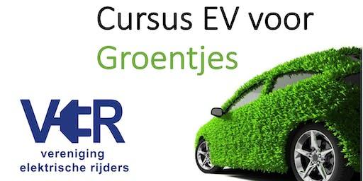 Cursus EV rijden voor Groentjes (Noord NL)