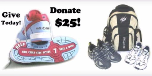 Tis the season for giving: donate $25/pair of skihlz shoes to teen athlete!