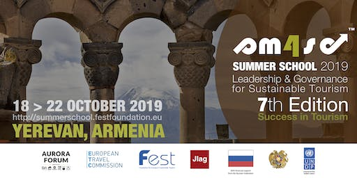 Summer School in Leadership and Governance for Sustainable Tourism