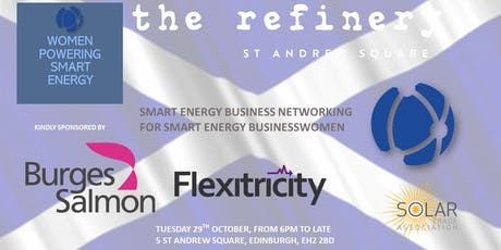 Women Powering Smart Energy in Edinburgh tickets