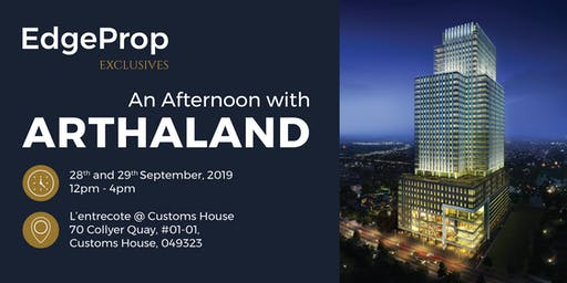 EdgeProp Exclusives - An Afternoon with ArthaLand