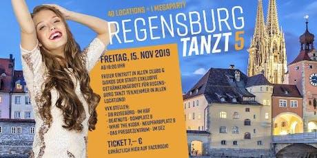 Regensburg Tanzt  5 Tickets