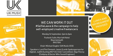 We Can Work It Out : #Selfieleave @ Lib Dem Conference tickets