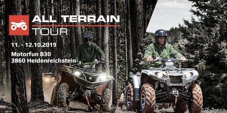 All Terrain Tour - Österreich Tickets