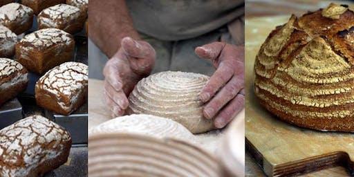 Wild Yeast Baking - bread making course