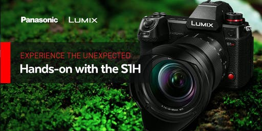 Hands-on with the Panasonic Lumix S1H