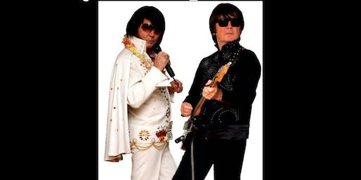 The One Magic Night Tour-Elvis & Orbison. Two Great Shows