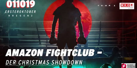 Amazon Fightclub - Der Christmas Showdown Tickets