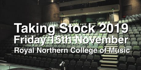 Taking Stock 2019 tickets