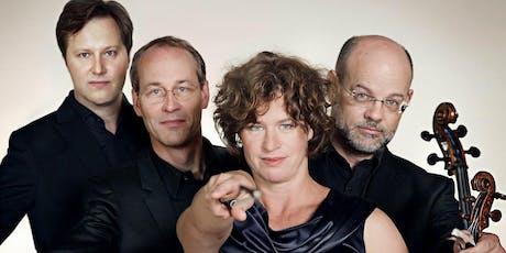 Cuarteto Mandelring en Bilbao (donación) entradas