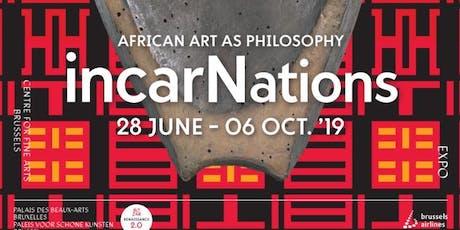 incarNations Tour - Bozar (Bruxelles) tickets