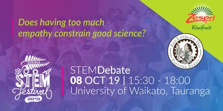 Does having too much empathy constrain good science? tickets