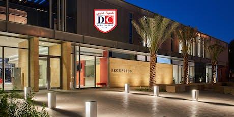 Dubai College Open Week 2019 - Thursday 10 October 0940-1030 tickets