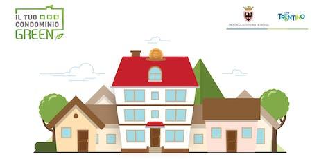L'efficienza energetica negli edifici residenziali biglietti
