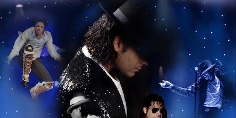 Michael Jackson Tribute Night Corby tickets