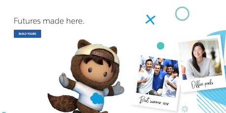 Join Our Salesforce Talk around Solution Engineering in Salesforce  tickets