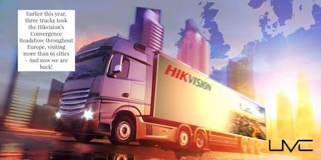 Hikvision Roadshow 2019 i Oslo. Siste nytt innen kameraovervåkning tickets