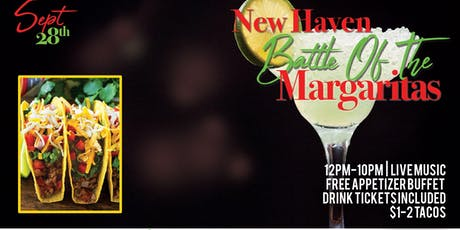 New Haven Battle Of The Margaritas tickets
