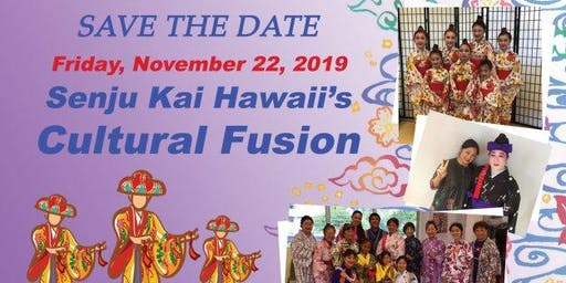 Cultural Fusion, Celebration of Okinawan music and dance
