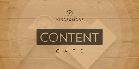 Content Café: Design Thinking - Interactive session and workshop tickets
