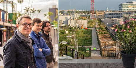 29.11.2019 - Ein Naturprojekt im Werksviertel - die Stadtalm  Tickets