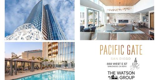 Private VIP Tour Luxury Condo Pacific Gate Estate Collection