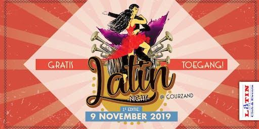 Courzand's Latin Night