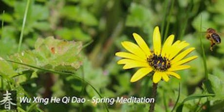 Five Element ( Wu Xing) Spring Meditation Melbourne CBD tickets