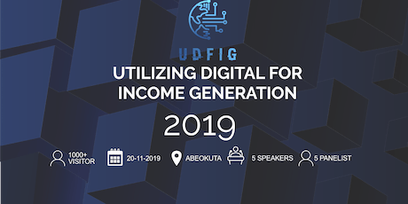 Utilizing Digital 2019 tickets