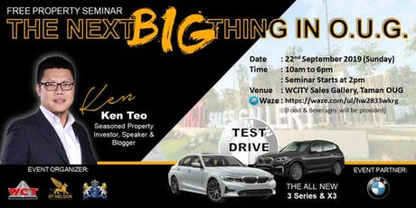 The Next BIG Thing in OUG tickets