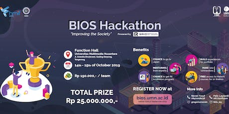 BIOS HACKATHON tickets
