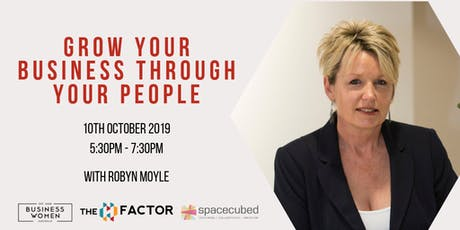 Perth, BWA After Hours: Grow Your Business Through Your People tickets