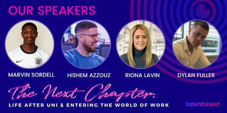 The Next Chapter: Life after University and the transition to work tickets