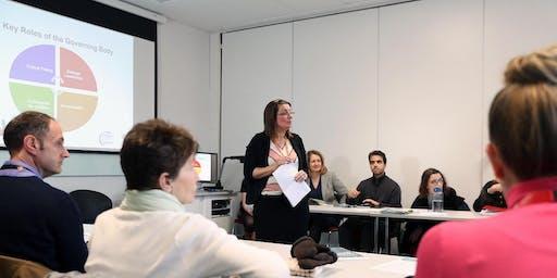 Sesiwn wybodaeth llywodraethwyr ysgol Prifysgol Caerdydd/Cardiff University school governors' information session