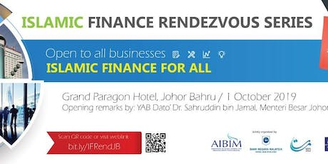 Business Engagement Session with Islamic Banks & Takaful Operators tickets