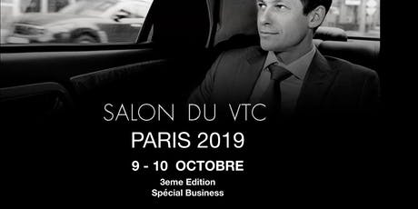 Salon du VTC Paris 2019 billets
