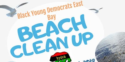 BYDEB's Beach Clean Up
