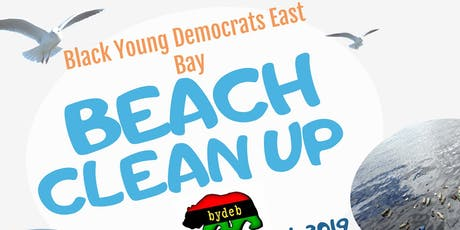 BYDEB's Beach Clean Up tickets