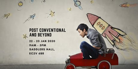 Holos Faculty Conference - Post Conventional and Beyond - 22 to 23 January 2020 tickets