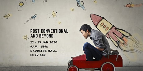 #HoloCon2020 Post Conventional & Beyond: Leadership and making change tickets