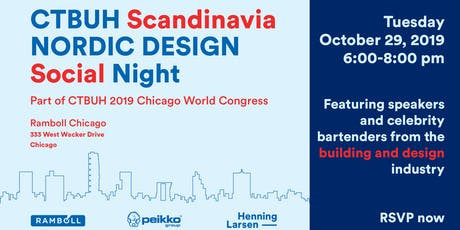 Nordic Design Social Night in Chicago tickets