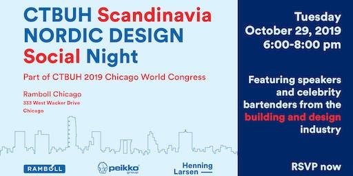 Nordic Design Social Night in Chicago