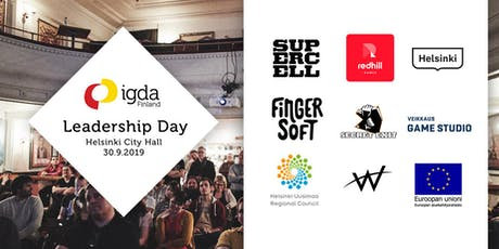 IGDA Finland Leadership Day tickets