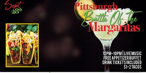 Pittsburgh Battle Of The Margaritas