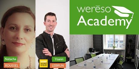 weréso Academy : Vivez votre transformation avec du fun ! billets