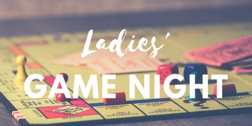 Ladies Games Night