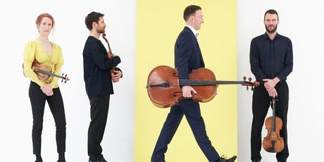 RBC YCAT at the Conservatoire: The Heath Quartet tickets
