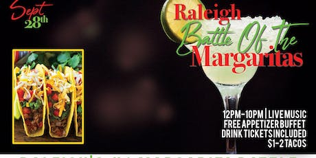 Raleigh Battle Of The Margaritas tickets